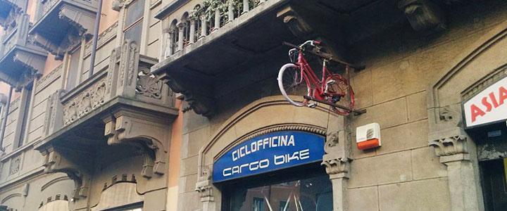Ciclofficina Cargo Bike