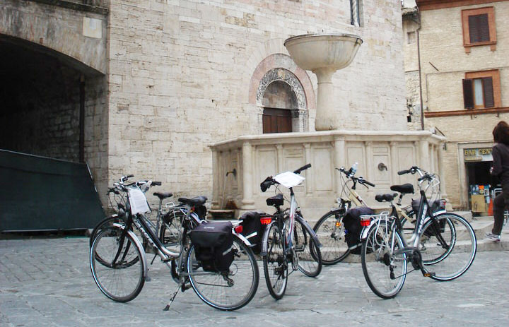 Bici & Degustazioni / UMBRIA